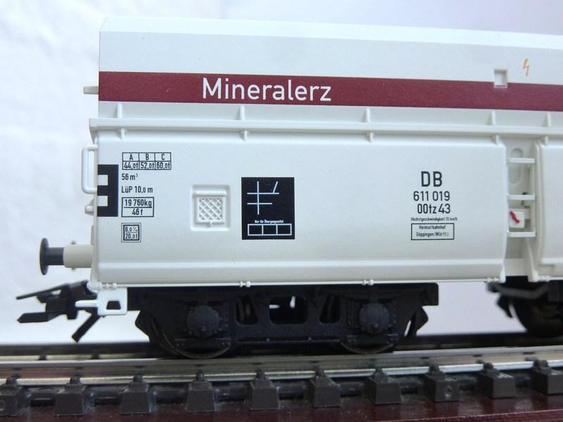 "Märklin 48339 Sonderwagen Info-Tage 2019 ""Mineralerz"" P12004466uj41"