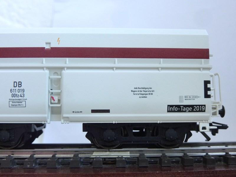 """Märklin 48339 Sonderwagen Info-Tage 2019 """"Mineralerz"""" P1200447gakoj"""