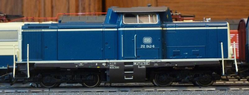 Modell der V 100.20 P12206156ak00