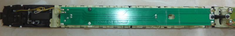 Märklin 3476 BR 610 Pendolino mit Umrüstplatinen auf HLA und mfx Decoder umgerüstet P1230772sgjfw