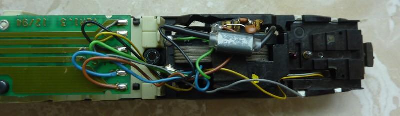 Märklin 3476 BR 610 Pendolino mit Umrüstplatinen auf HLA und mfx Decoder umgerüstet P1230773ykjm3