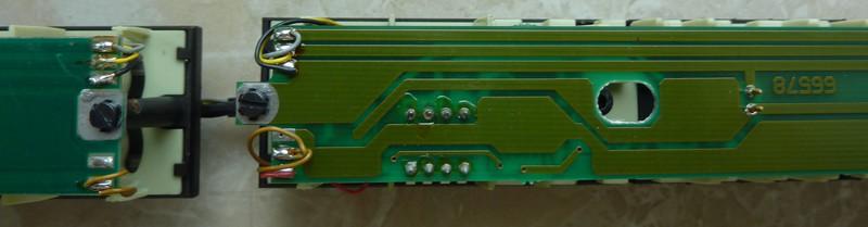 Märklin 3476 BR 610 Pendolino mit Umrüstplatinen auf HLA und mfx Decoder umgerüstet P1230775kwjoz