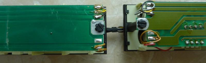 Märklin 3476 BR 610 Pendolino mit Umrüstplatinen auf HLA und mfx Decoder umgerüstet P1230776jqjdk