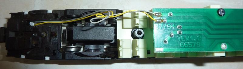 Märklin 3476 BR 610 Pendolino mit Umrüstplatinen auf HLA und mfx Decoder umgerüstet P12307770bk3o