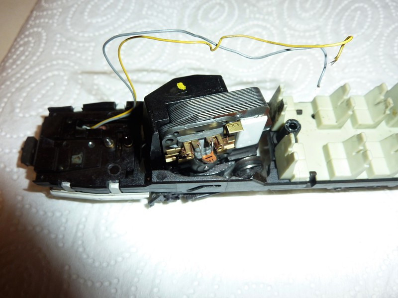 Märklin 3476 BR 610 Pendolino mit Umrüstplatinen auf HLA und mfx Decoder umgerüstet P1230779eajxx