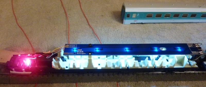 Märklin 3476 BR 610 Pendolino mit Umrüstplatinen auf HLA und mfx Decoder umgerüstet P1230782amki1