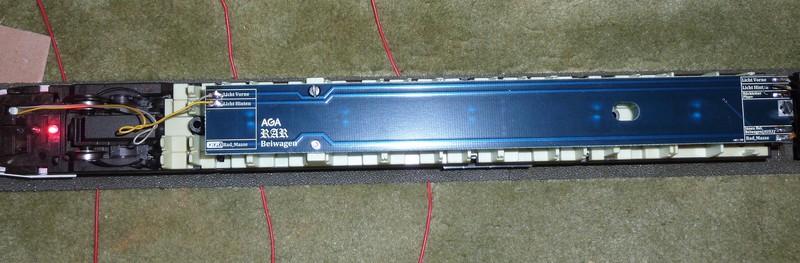 Märklin 3476 BR 610 Pendolino mit Umrüstplatinen auf HLA und mfx Decoder umgerüstet P123078593kf2