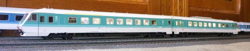 Märklin 3476 BR 610 Pendolino mit Umrüstplatinen auf HLA und mfx Decoder umgerüstet P1230795vxjz9
