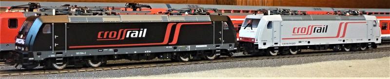Trix 22639 185 320-9 auf AC umgerüstet P12507561ikkg