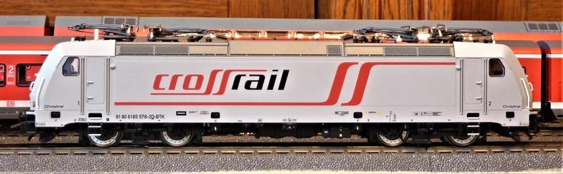 Trix 22639 185 320-9 auf AC umgerüstet P12507604ekwz