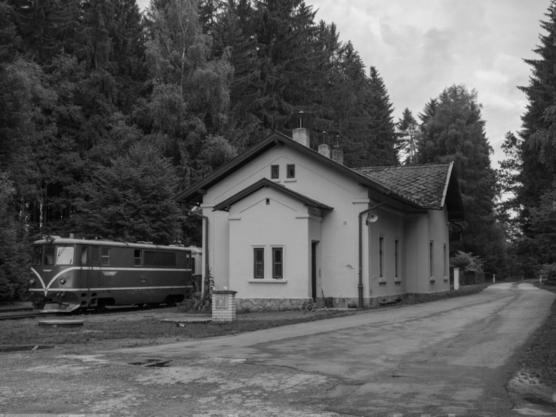 CZ] Besuch bei der JHMD (m12B) - Ausland - Bimmelbahn-Forum