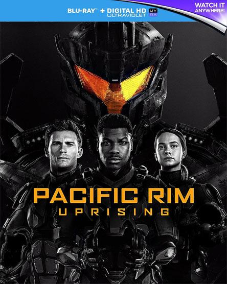 Pasifik Savaşı: İsyan - Pacific Rim: Uprising - 2018 - BluRay 1080p - DuaL (TR-EN)