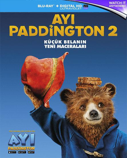 Ayı Paddington 1-2 | 2014-2017 | m720p-m1080p | BluRay | DUAL TR-EN | Tek Link
