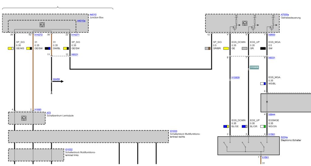 Nett Schaltplan Bmw E92 Galerie - Elektrische Schaltplan-Ideen ...