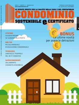 Condominio sostenibile e certificato N.13 - Maggio 2016
