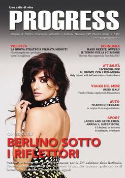 Progress Magazine - Febbraio 2017