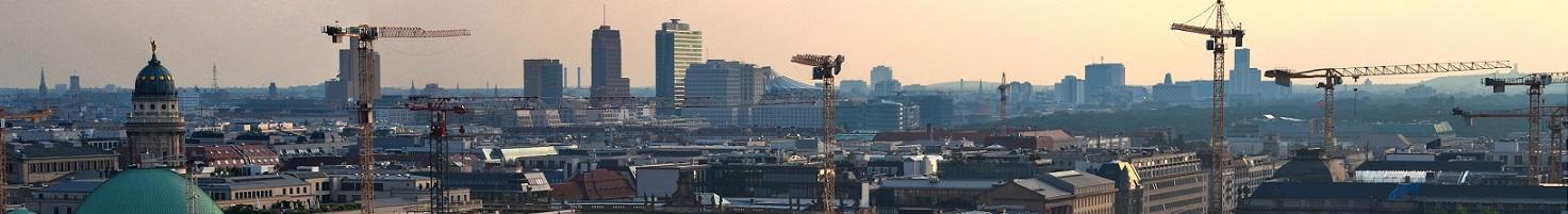 Berliner Architektur & Urbanistik