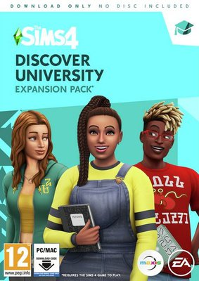 [PC] The Sims 4 Discover University (2019) Multi - SUB ITA