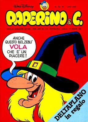 Walt Disney - Paperino & C. N. 52 (1982)