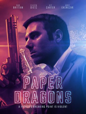 Paper Dragons 2021 HDRip XviD AC3-EVO