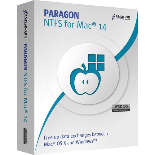 Paragon NTFS for Mac 14.2.359-Mac OS X