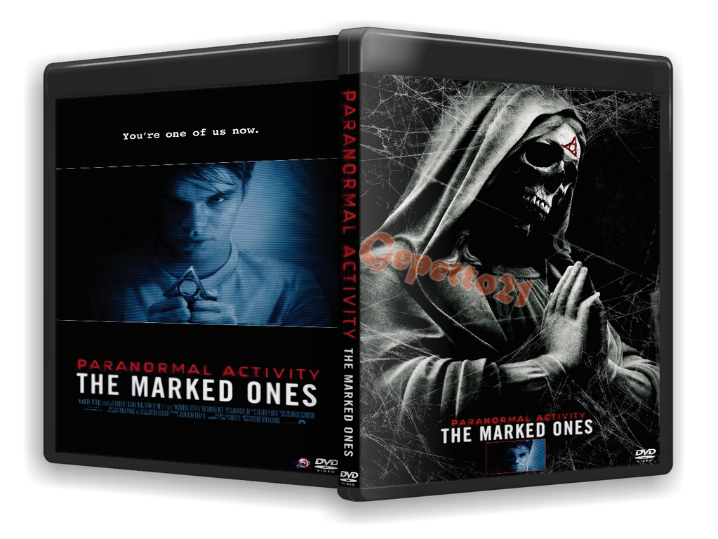 Paranormal Activity: Naznaczeni / Paranormal Activity The Marked Ones (2014)