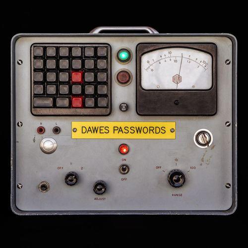 Dawes - Passwords (2018)
