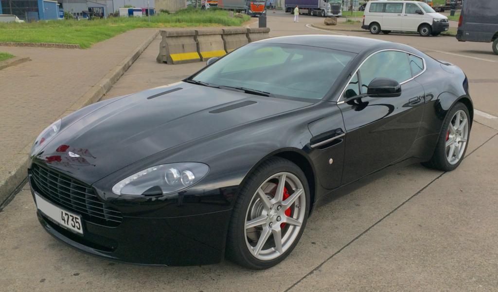 Mein Erster Am Aston Martin Forum