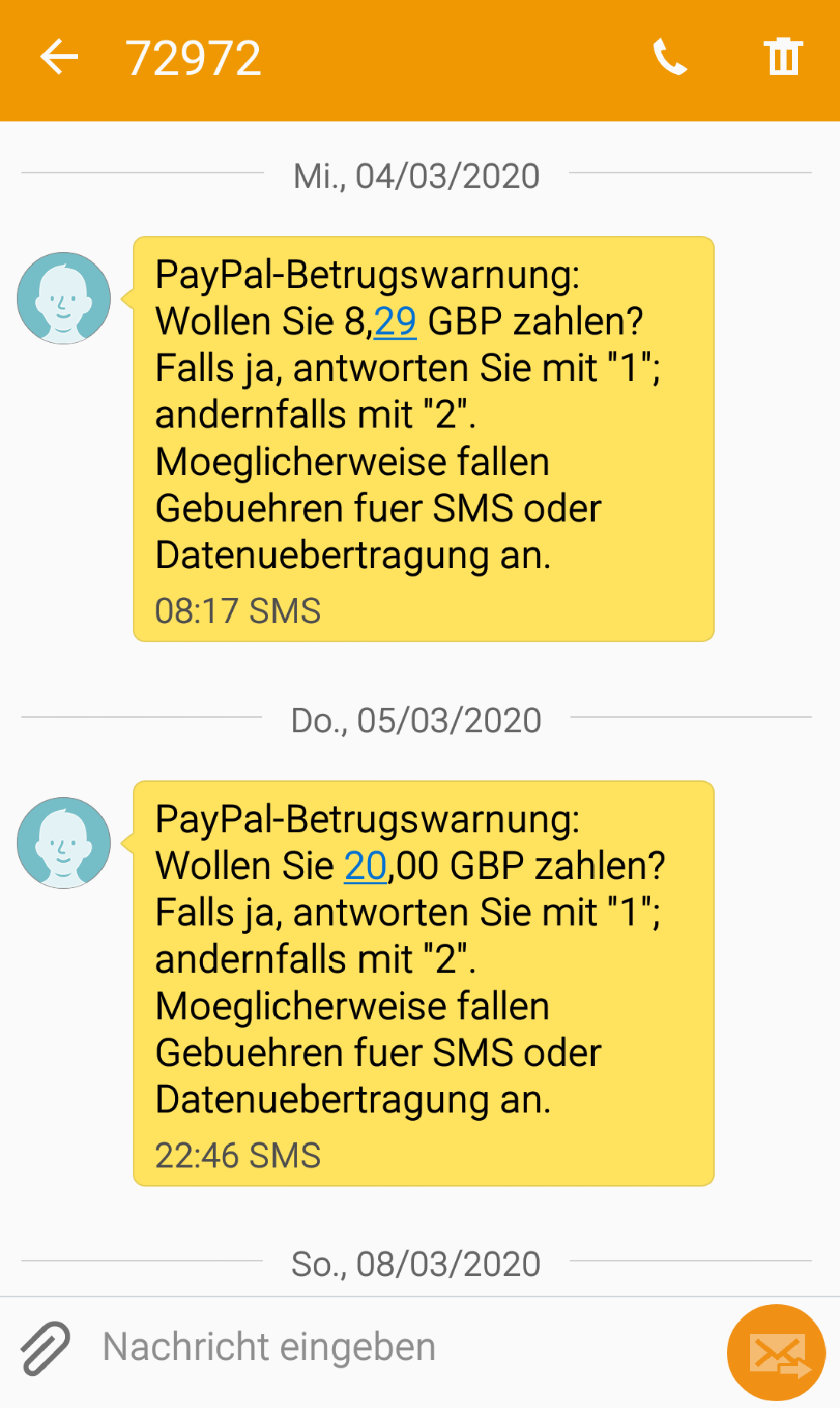 Paypal Konto Gehackt