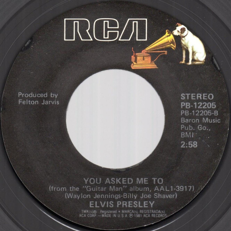 Lovin' Arms / You Asked Me To Pb-12205dxgc7z