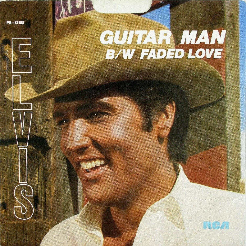 Guitar Man / Faded Love Pb12158-1981-afmke4