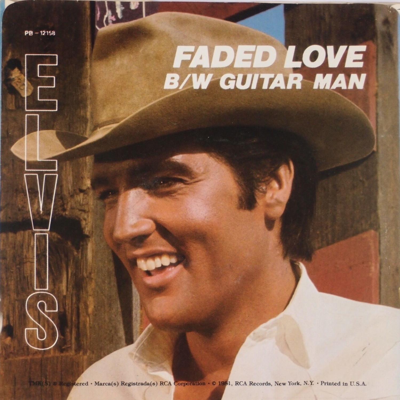 Guitar Man / Faded Love Pb12158-1981-b5vjc2