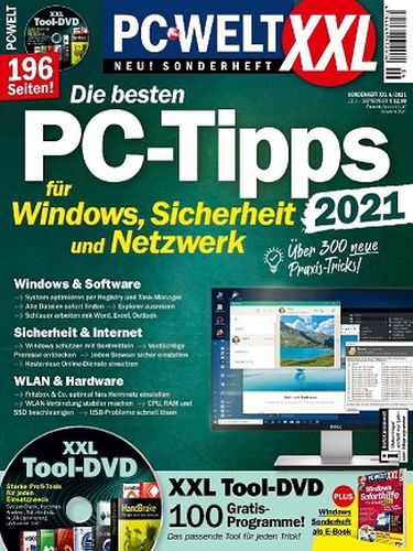 Cover: Pc-Welt Magazin Sonderheft Extra Xxl No 06 2021