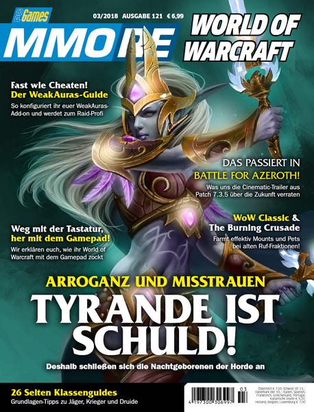 PC Games MMore Magazin No 03 2018