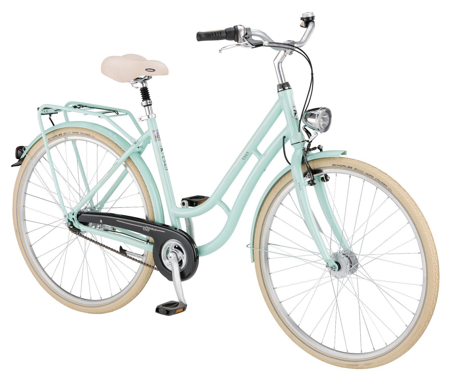 citybike pegasus 1949 28 zoll stadt fahrrad mint 50 cm. Black Bedroom Furniture Sets. Home Design Ideas
