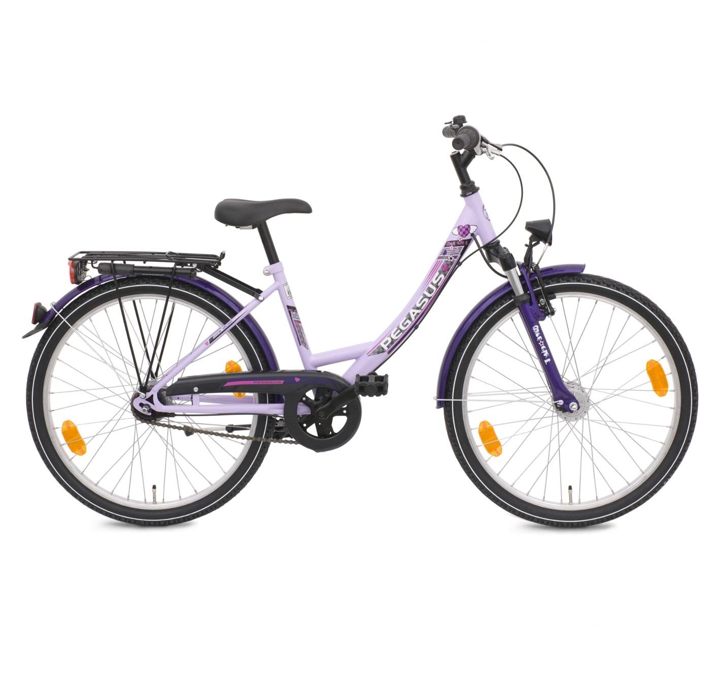 fahrrad pegasus arcona fg nd 26 zoll m dchen city bike. Black Bedroom Furniture Sets. Home Design Ideas