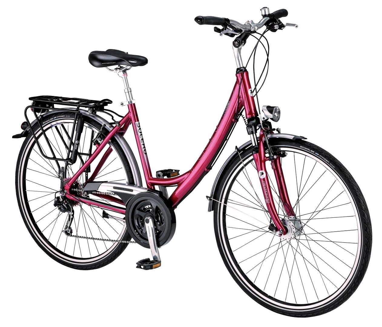damen fahrrad pegasus solero alu light 28 zoll rot rh 50. Black Bedroom Furniture Sets. Home Design Ideas