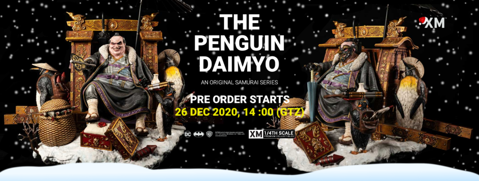 XM Studios : Officiellement distribué en Europe ! - Page 10 Penguinbannerpo7vkvd