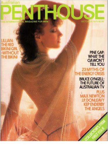 Cover: Penthouse Australia No 10 1979