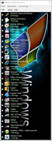 Pentium Usb-Stick 2017 Portable