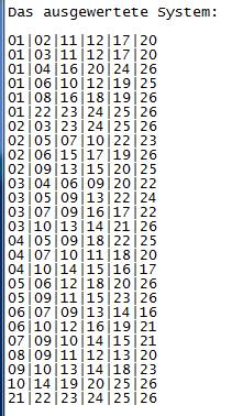 Lottozahlen 01.04 20