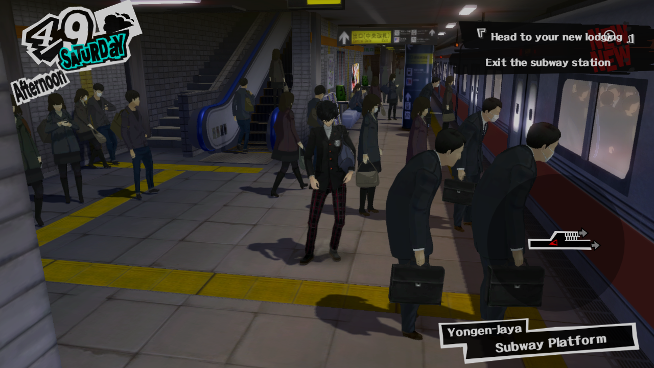 Persona 5 (ENG) (PSN) (PKG) (WITH FIX) [Archive] - Page 2