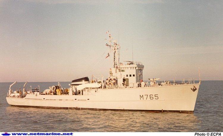 Démineur Mercure classe de la Federal Navy 1: 250 Photo01ezjq6