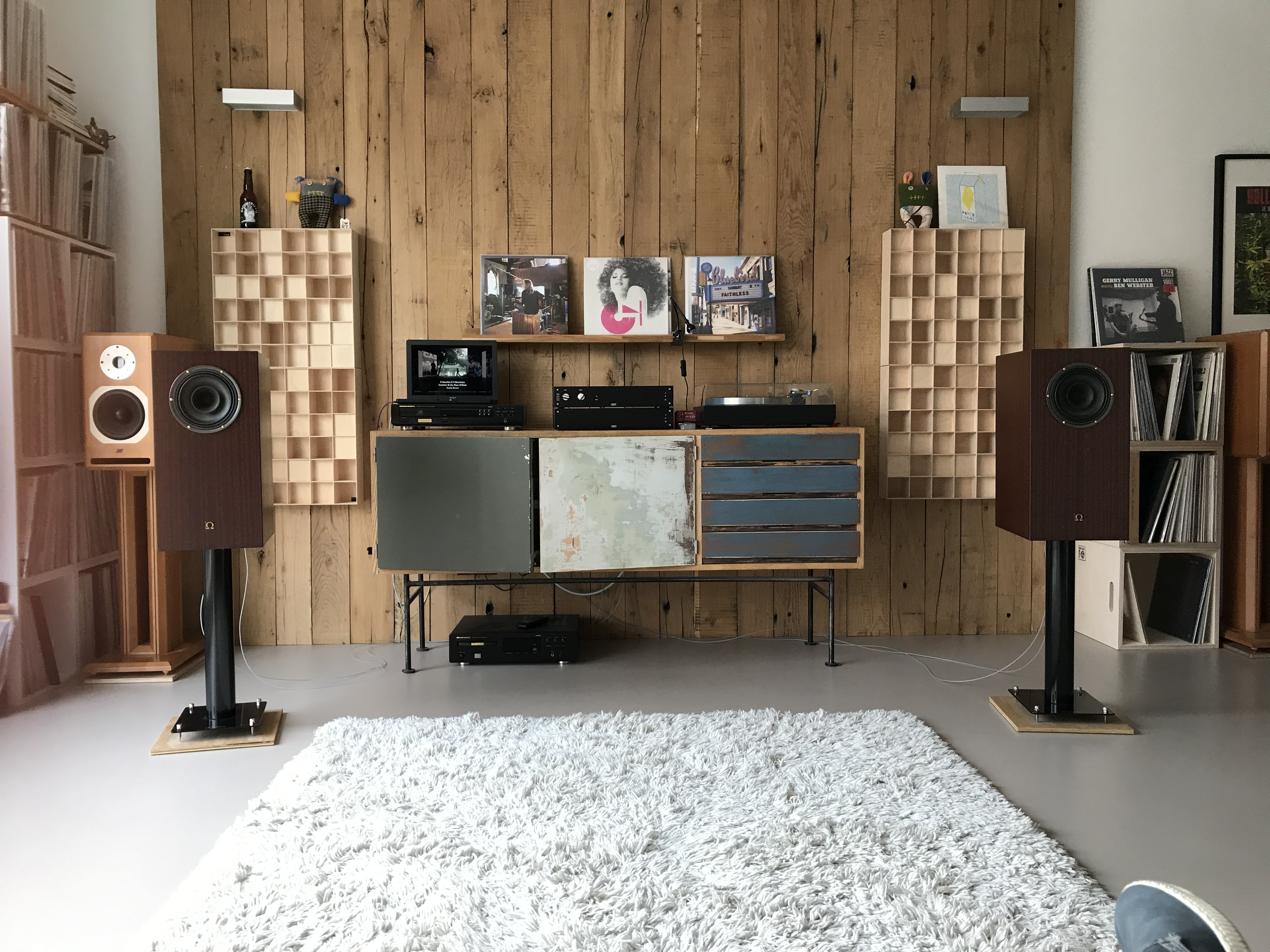Audio Gear (Speakers, Amps, Receivers, etc ) | Never Enough
