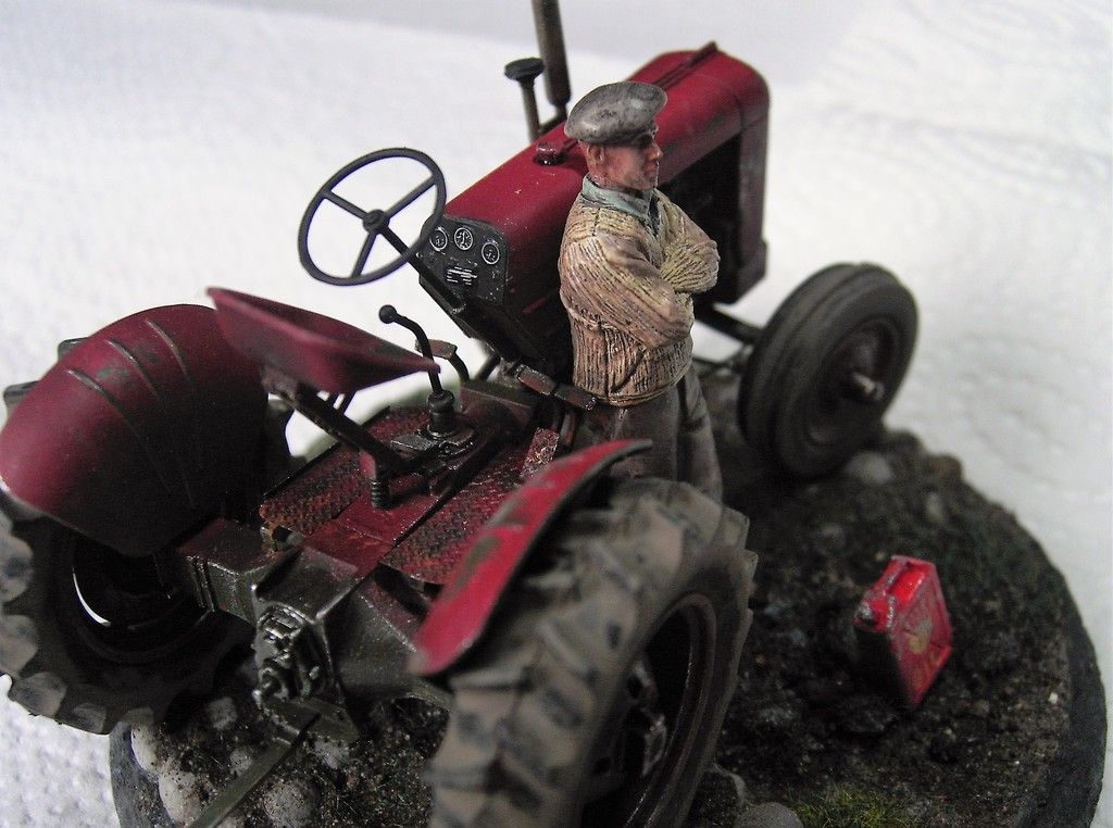 US Army Tractor in 1:35 von ThunderModel Pict62352qvuhm