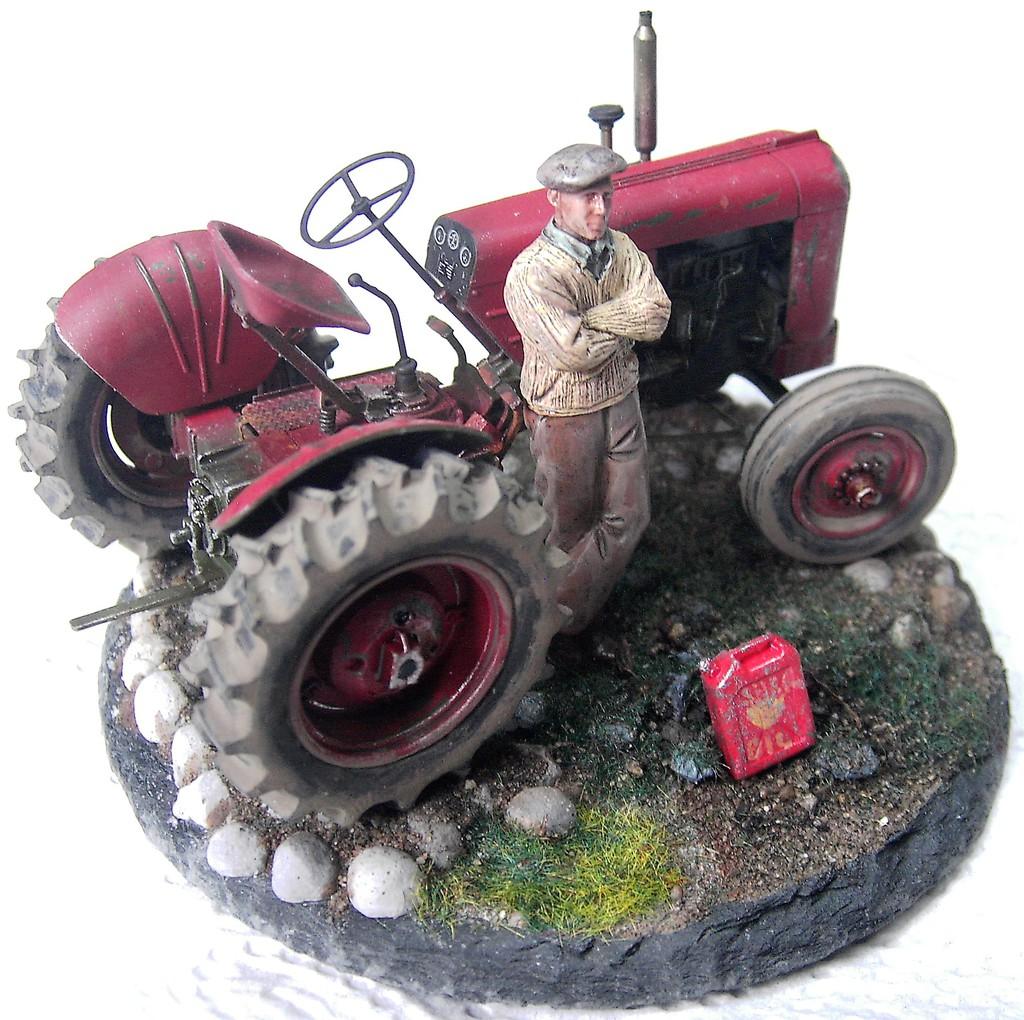 US Army Tractor in 1:35 von ThunderModel Pict62372kfudg