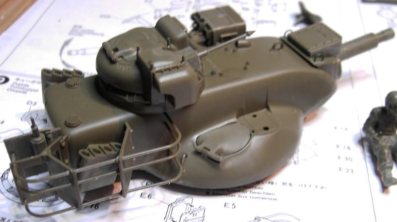 M60A2 1:35 von Tamiya Pict65722nxsuo