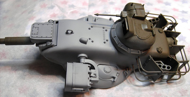M60A2 1:35 von Tamiya Pict6589270sux