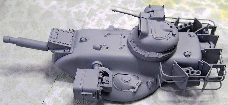 M60A2 1:35 von Tamiya Pict66002k5s7a