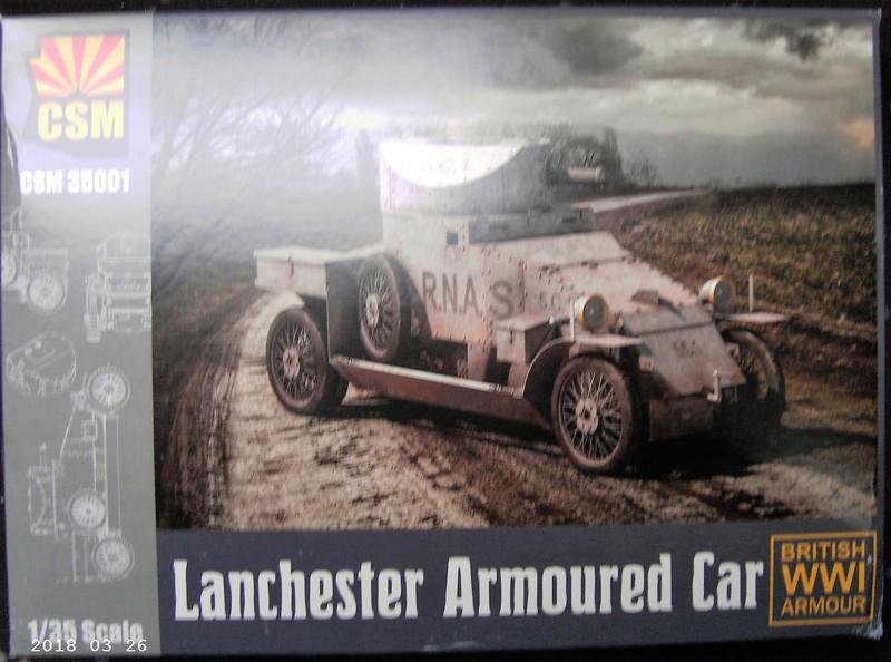 Lanchester Armoured Car 1:35 CopperstateModels Pict69172plsd0